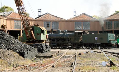 Longueville wooden depot